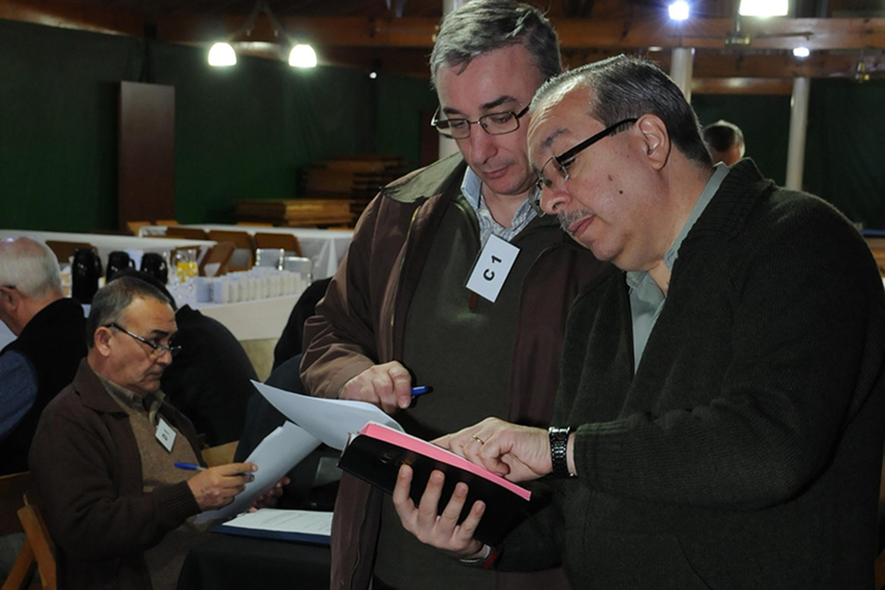 Good Friday and Easter in Argentina: New Apostolic Church